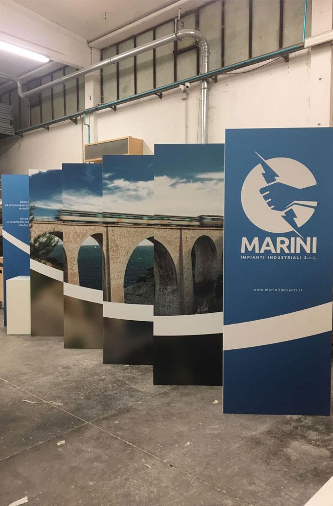Marini impianti_showroom aziendale_Cisterna di Latina