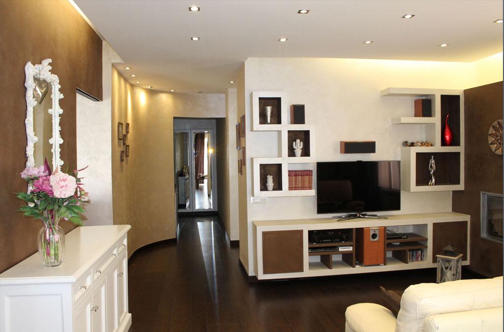 Ristrutturazione appartamento Monterotondo 2010